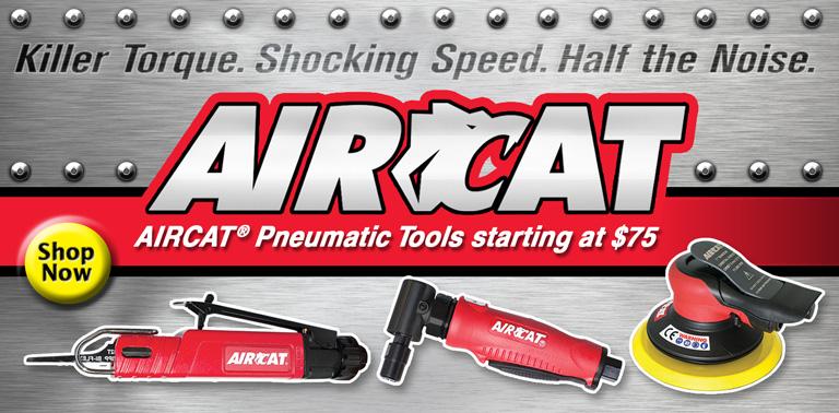 Shop AIRCAT Air Tools - Select Tools ON SALE!