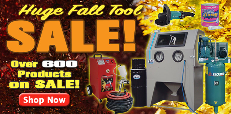 Huge Fall Tool Sale!