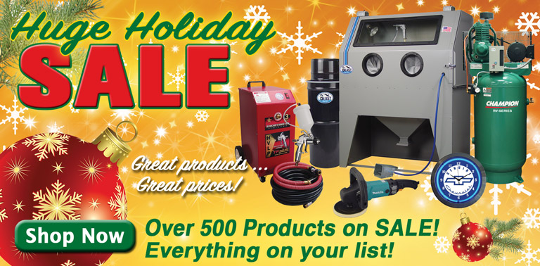HUGE Holiday Tool Sale!