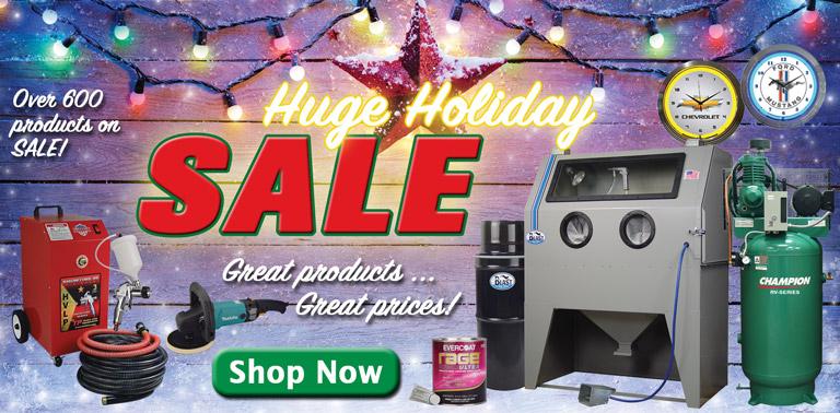 Huge Holiday Tool Sale!