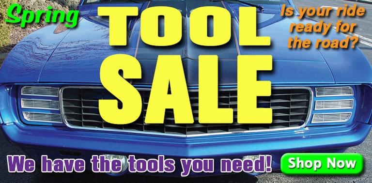 HUGE Tool Sale!