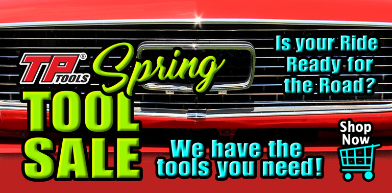 Spring Tool SALE!
