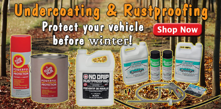 Protect Your Vehicle Before Winter!