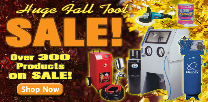 Huge Fall Tool SALE!