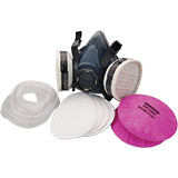 Non-Air-Supplied Respirators & Parts