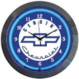 Shop Decor - Neon Wall Clocks & Signs