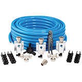Shop Piping, Air Separators & Regulators