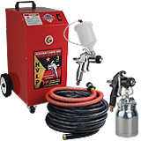 TP Tools 3-Stage HVLP Turbine Paint Systems