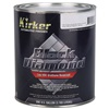 Kirker Low-VOC Urethane Basecoat - Super Jet Black, Gallon