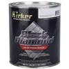 Kirker Low-VOC Urethane Basecoat - Medium Charcoal Gray Metallic, Gallon