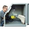 USA 940-DLX Deluxe Abrasive Blast Cabinet