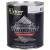Kirker Low-VOC Urethane Basecoat - Bright Silver Metallic, Gallon
