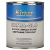 Kirker ULTRA-GLO Single-Stage Urethane Topcoat - Bright Orange Metallic, .75 Gal