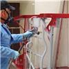 "Showtime 99 ""Finisher"" HVLP Turbine Unit with ProLine Finish & Primer Spray Gun"