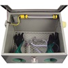 HOBBY PRO HP-50 Bench-Top Blast Cabinet