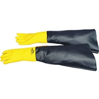 "28""L Skat Blast Cabinet Gloves - Most Popular"