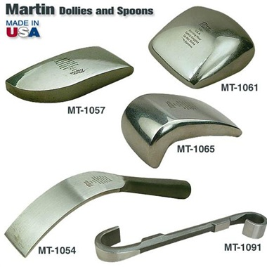 Martin Dollies and Spoons
