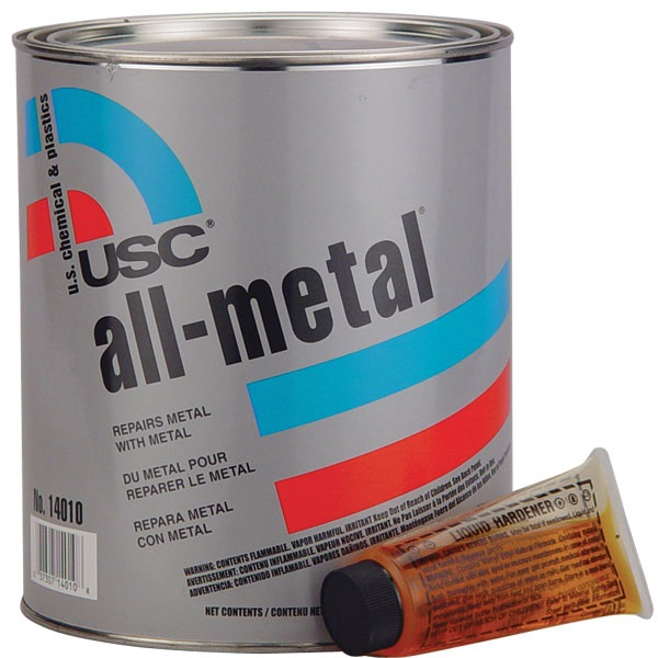 USC® All-Metal® Body Filler