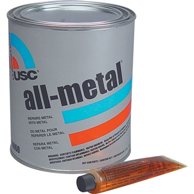 USC All-Metal Body Filler