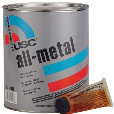 USC® All-Metal Body Filler