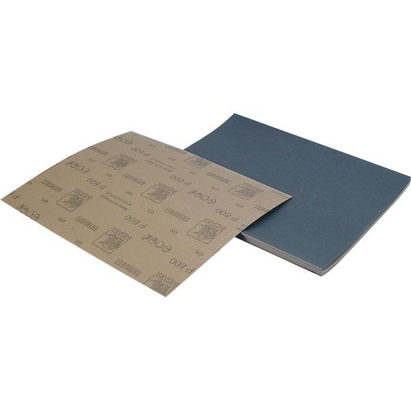 Wet Sheet Sandpaper
