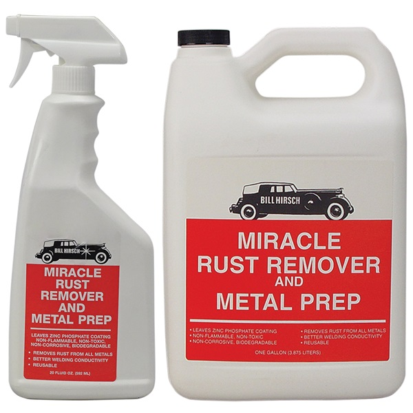 Bill Hirsch Rust Remover & Metal Prep