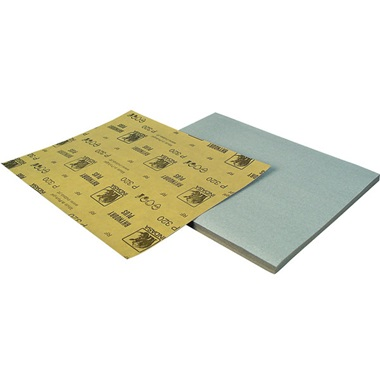 9'' x 11'' Dry Sheet Sandpaper
