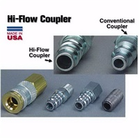 Hi-Flow Coupler Kit