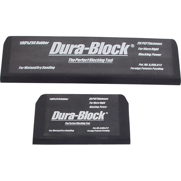Dura-Block® Radius Sanding Blocks
