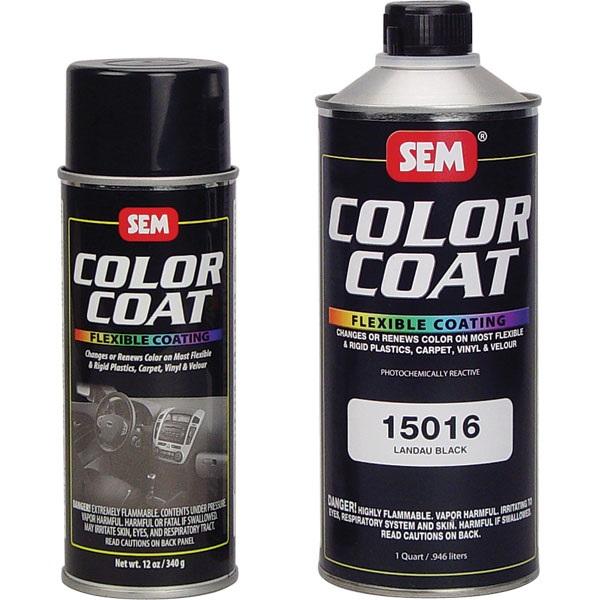 SEM® Color Coat - Flexible Coating