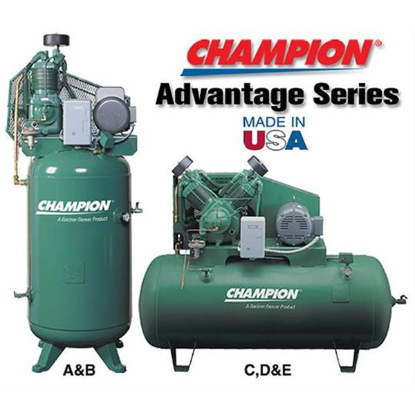 Champion Advantage Series Compressors