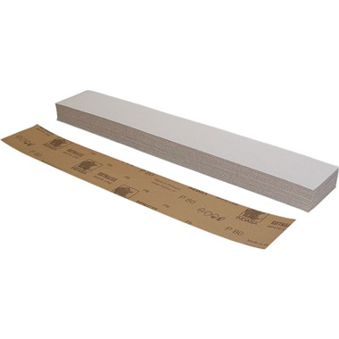 Indasa Non-Sticky Straight Line and Board File Sandpaper