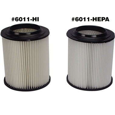 Vacuum/Dust Collector Filter Cartridges
