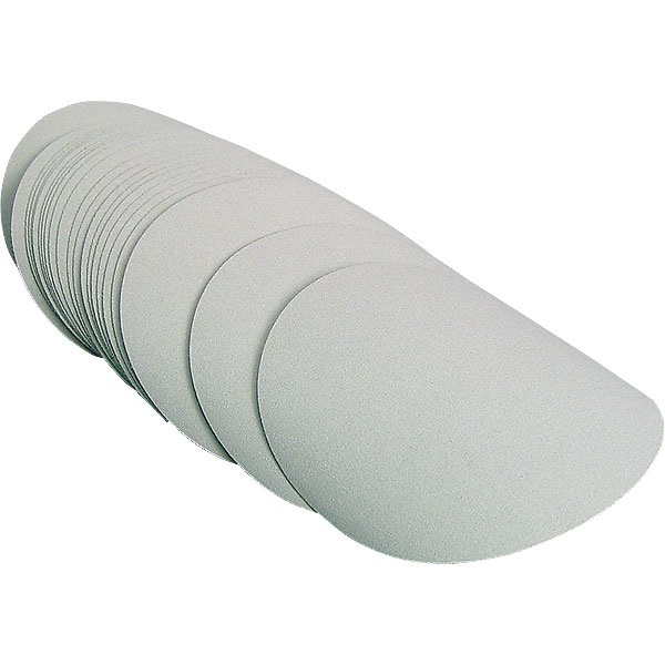 "8"" Diameter Adhesive-Back Sandpaper"