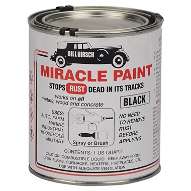 Bill Hirsch Miracle Paint - Quarts