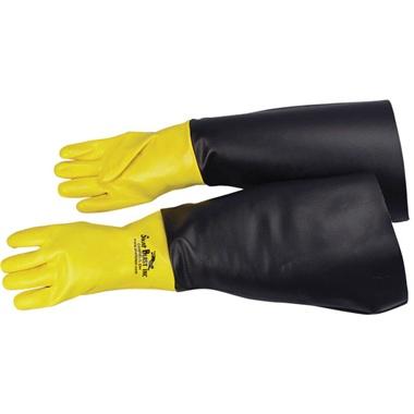 "24""L Skat Blast Cabinet Gloves"