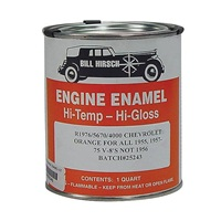 Bill Hirsch Engine Enamels