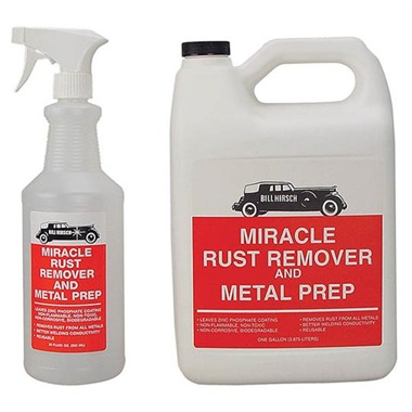 bill hirsch rust remover metal prep tp tools equipment. Black Bedroom Furniture Sets. Home Design Ideas