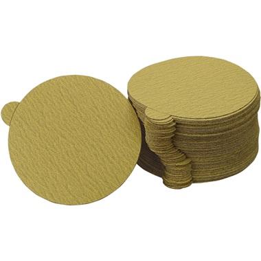 "USC GOLD PRO 6"" Dia Adhesive-Back Sandpaper"