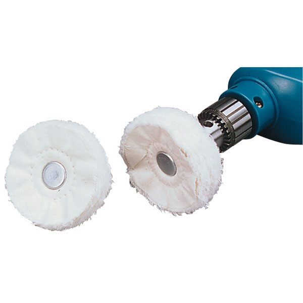 Shank Mounted Cotton Wheels