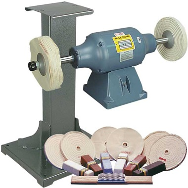 BALDOR® 3/4HP Buffer and Packages
