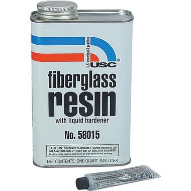 USC® Fiberglass Resin with Hardener
