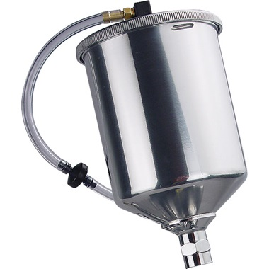 TP Tools® Old-Style ProLine 20-oz Gravity-Fed Repl Cup & Parts