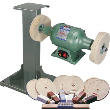 TP Tools® 2-Speed 3/4HP Buffer and Packages