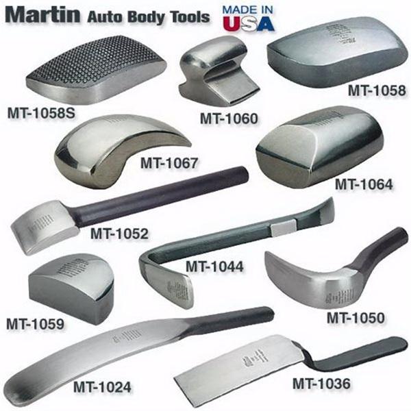 Martin Auto Body Tools