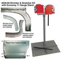 Economy Shrinker & Stretcher Kit with Stand