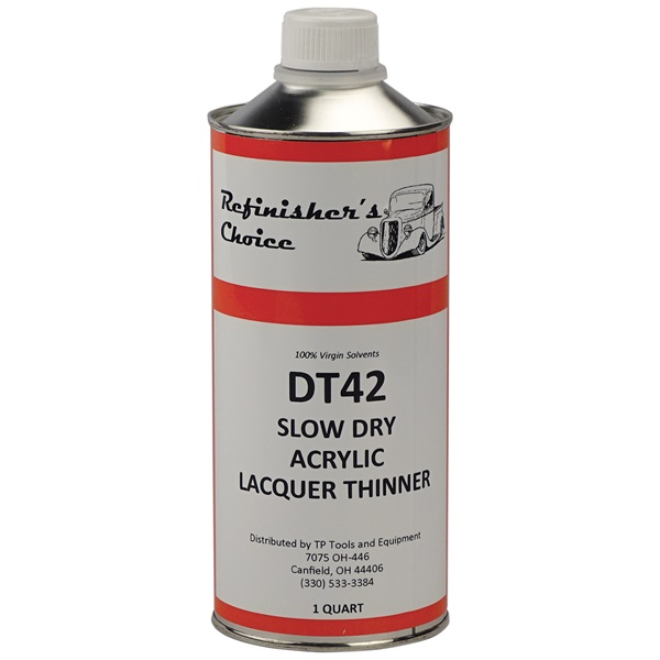 Lacquer Thinner - Slow Dry, Qt