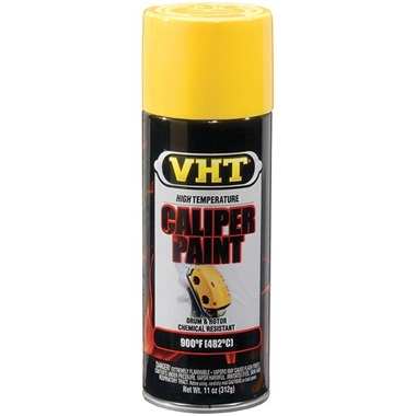 VHT® Brake Caliper Paint - Bright Yellow, 11 oz