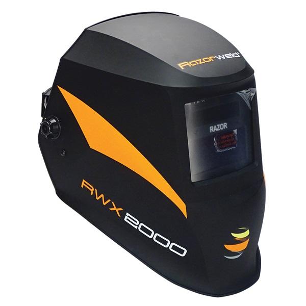 Razorweld™ RWX2000 Auto-Darkening Welding Helmet