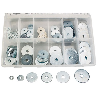 155-Pc Fender Washer Assortment